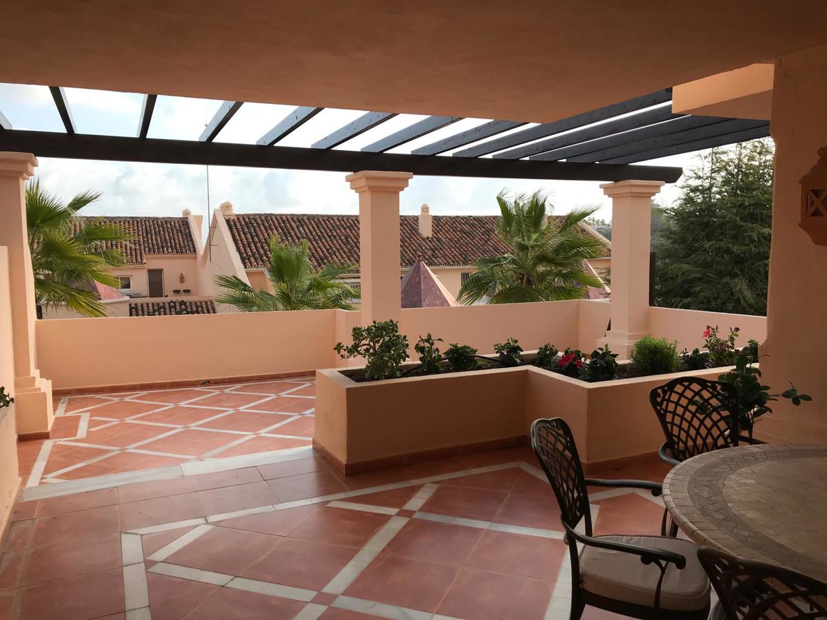 Ground Floor Apartment, Nueva Andalucia, Costa del Sol. 2 Bedrooms, 3 Bathrooms, Built 235 m², Terra,Spain