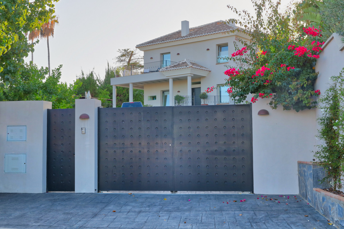 A luxury family villa with 8 bedrooms, pool and bar.  Villa is a newly built modern villa, with 8 be, Spain