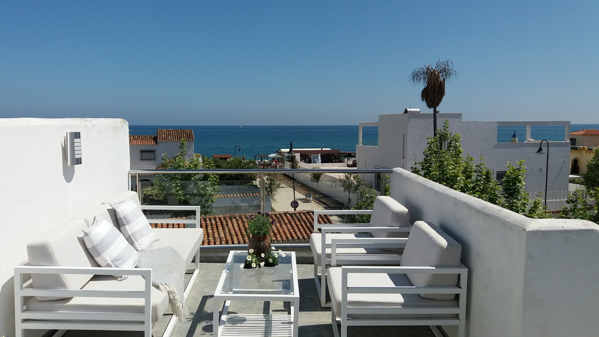 Fantastic townhouse at a fantastic location in La Cala. Scandinavian inspired modern townhouse with ,Spain