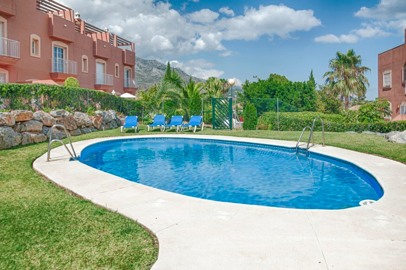 4 Bedroom townhouse for sale in Aloha, by Aloha Golf  This home is perfectly located close to Puerto, Spain