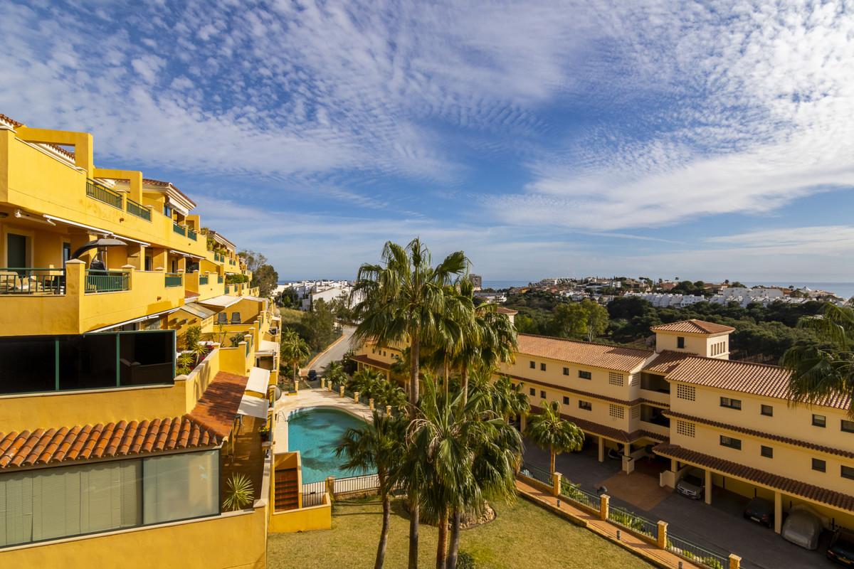 Apartment in Torrequebrada