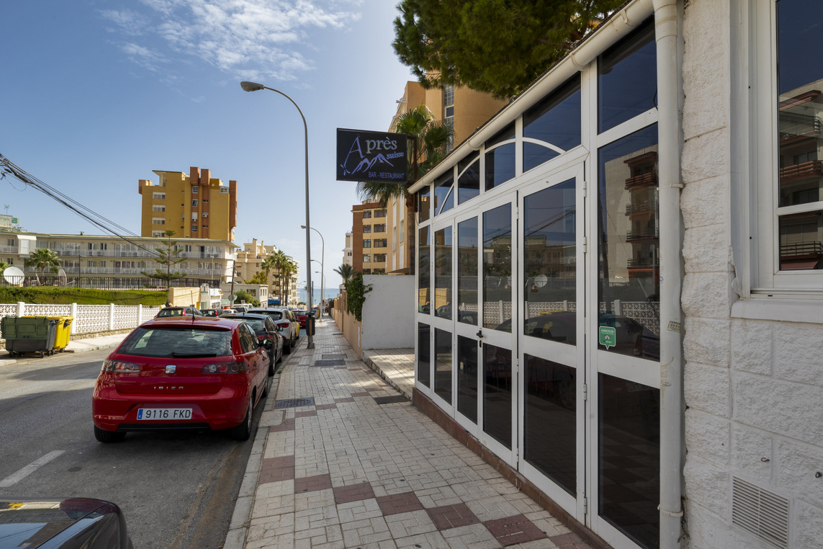 Restaurant for sale in La Carihuela R3720761