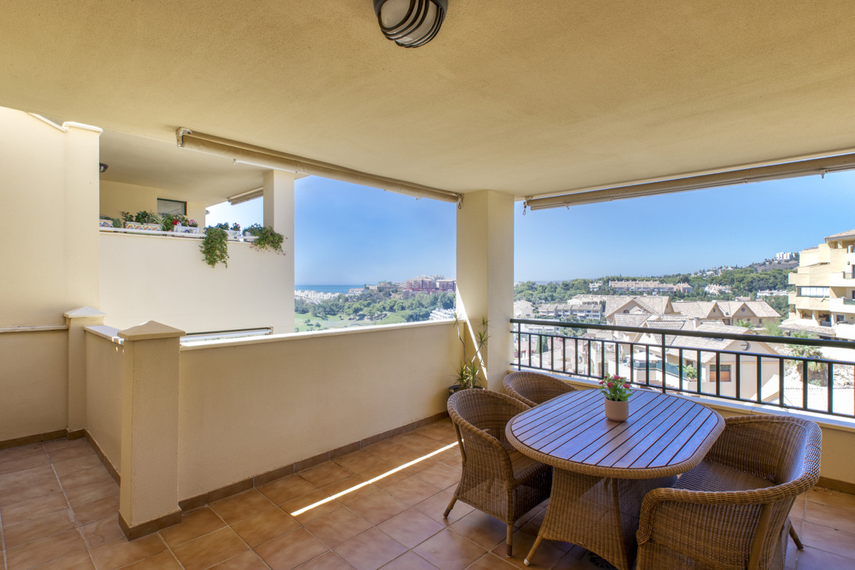 Gorgeous 2 bedrooms, 2 bathrooms middle floor apartment in the well sought after Finca Dona Maria in,Spain