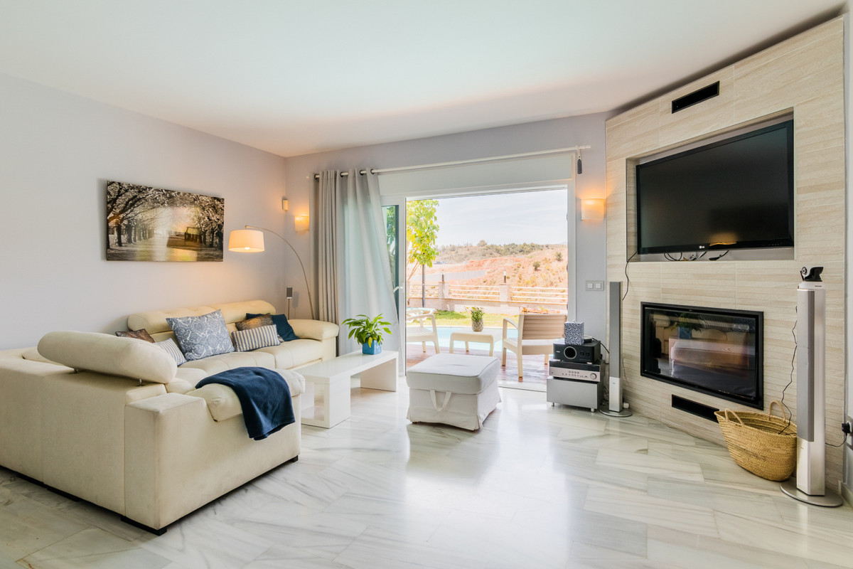 Completely renovated villa in Reserva del Higueron, the well sought after luxurious urbanisation on ,Spain