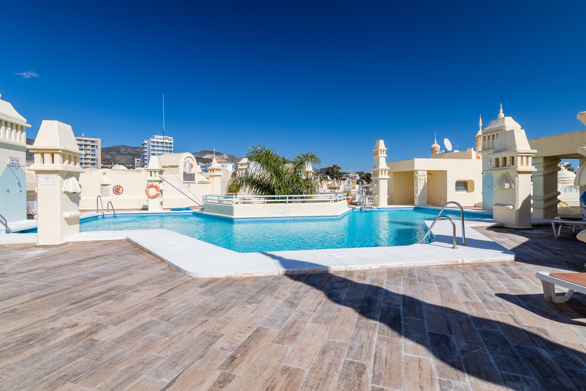 Penthouse on islands in Puerto Marina of Benalmadena. This penthouse has amazing panoramic port and ,Spain