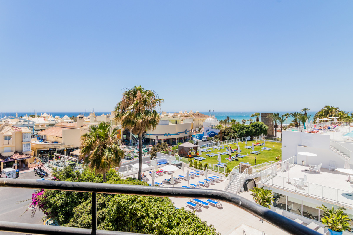 Perfectly located in the center of the Puerto Marina of Benalmadena.  This property is fully renovat,Spain