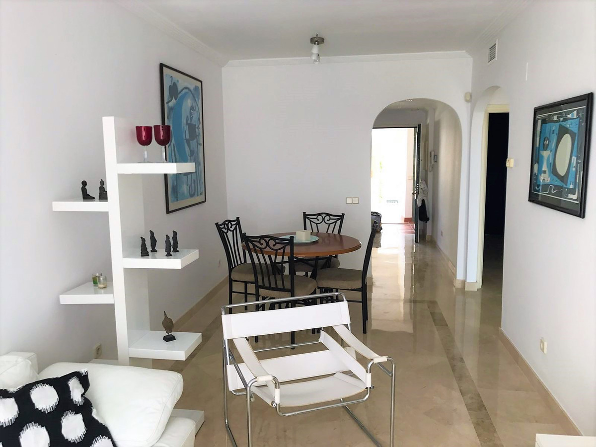 Superb 2 bedroom front line golf apartment in La Cala