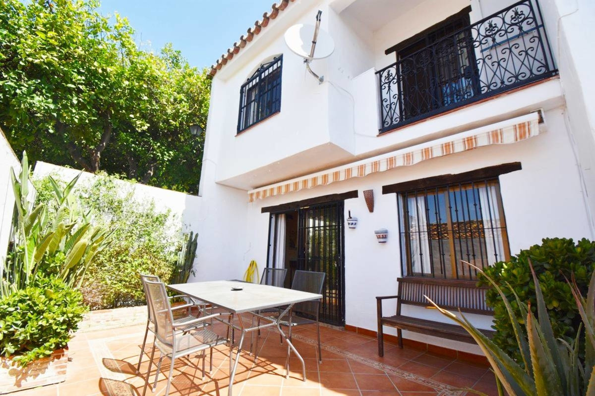 FABULOUS 2 BEDROOM, 1 BATHROOM SEMI-DETACHED HOUSE IN A SOUGHT AFTER URBANISATION OF MIJAS,  INMACUL,Spain