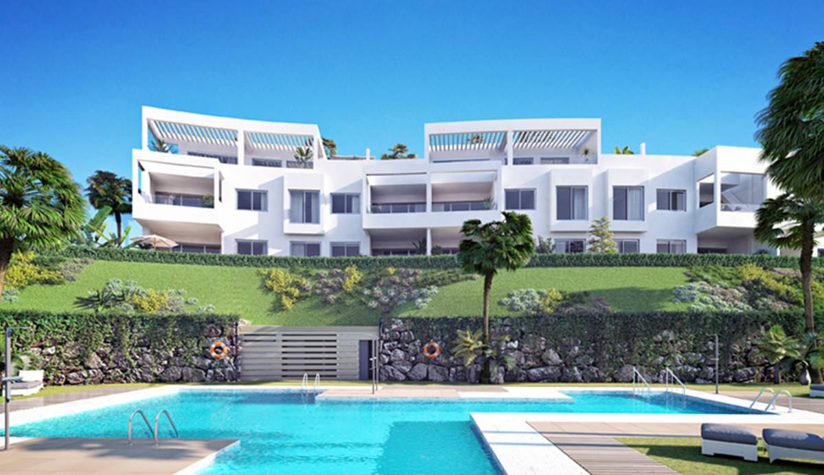 Apartments on the Costa del Sol East overlooking Baviera Golf A development designed for your comfor, Spain