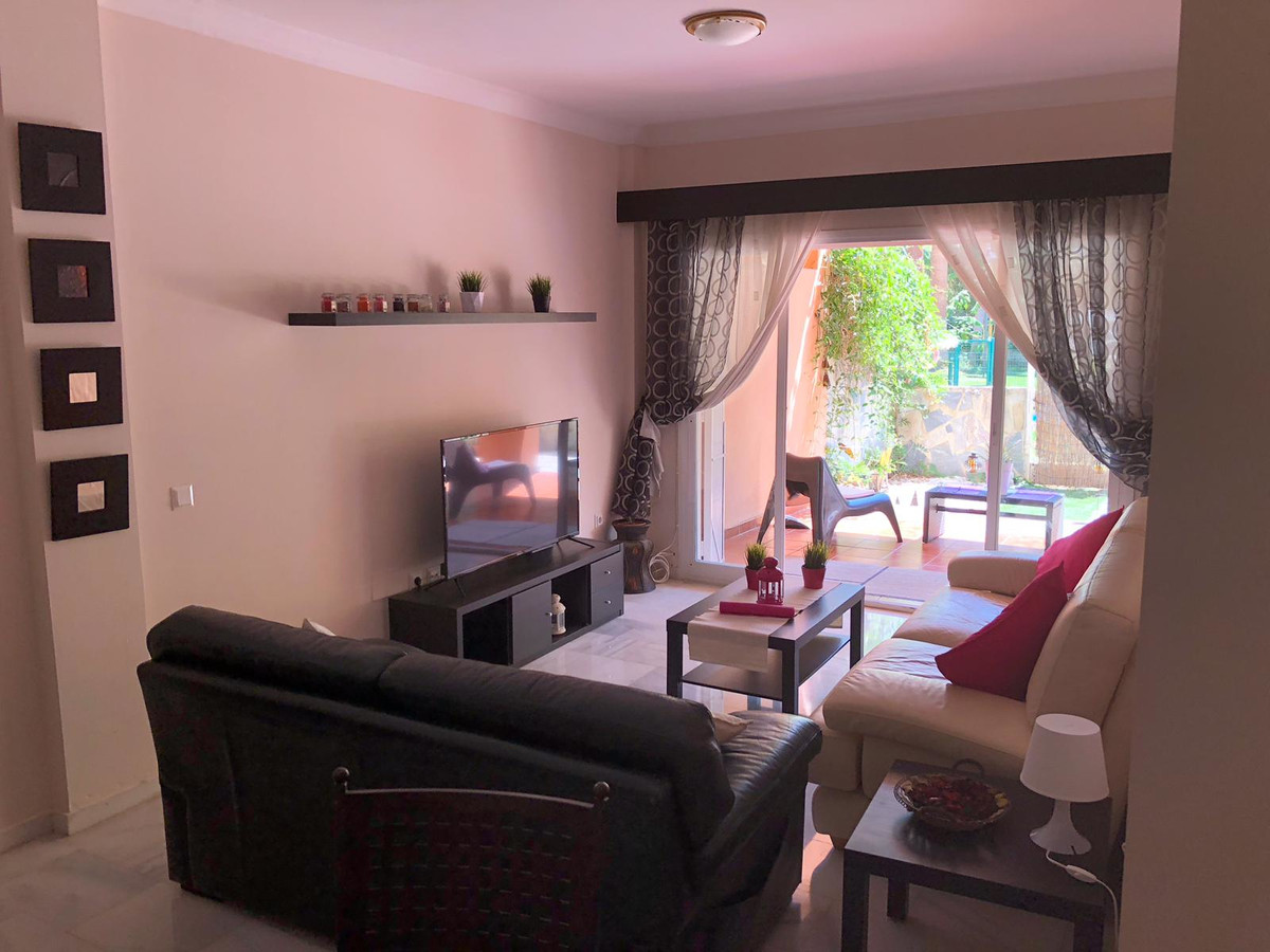 Beautiful cozy apartment in Las Chapas. The apartment has 3 bedrooms, 2 bathrooms, large living room, Spain