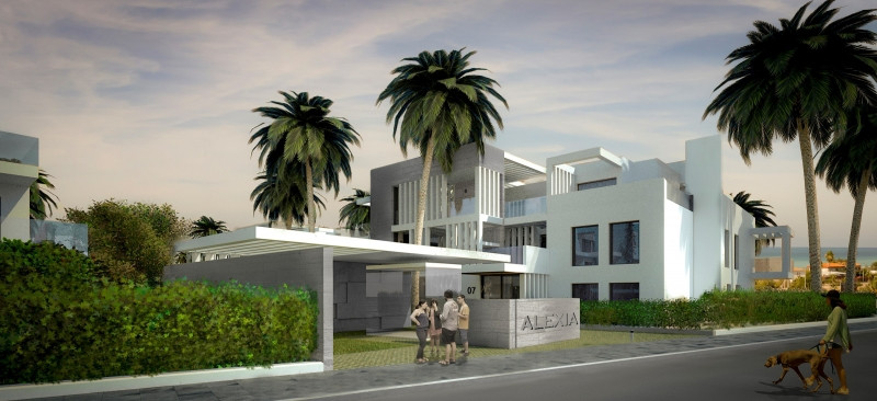 FANTASTIC OPPORTUNITY TO BUY OFF PLAN 150M FROM THE BEACH AND MARINA IN CALETA DE VELEZ.   The proje,Spain