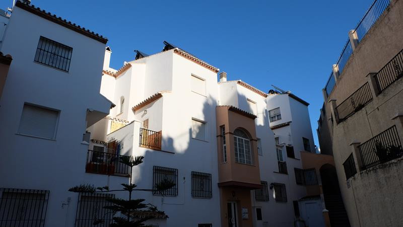 Spacious apartment in the outskirts of Nerja, at just 10 minutes walk from Burriana Beach, the most ,Spain
