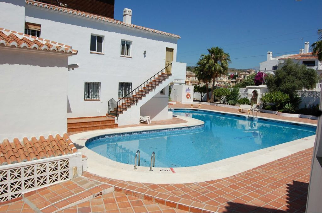 La Noria is an established urbanisation with an attractive pool, communal gardens as well as a tenni, Spain