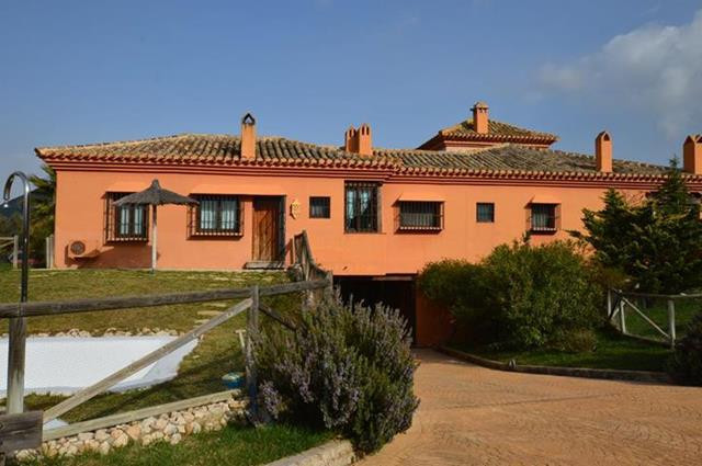 "OUTSTANDING COUNTRY PROPERTY - This Andalusian ""cortijo"" with fabulous views over the surr, Spain"