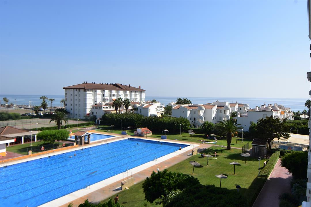 FANTASTIC APARTMENT IN MOST DESIRABLE URBANISATION IN TORROX COSTA   This recently refurbished 1 bed, Spain