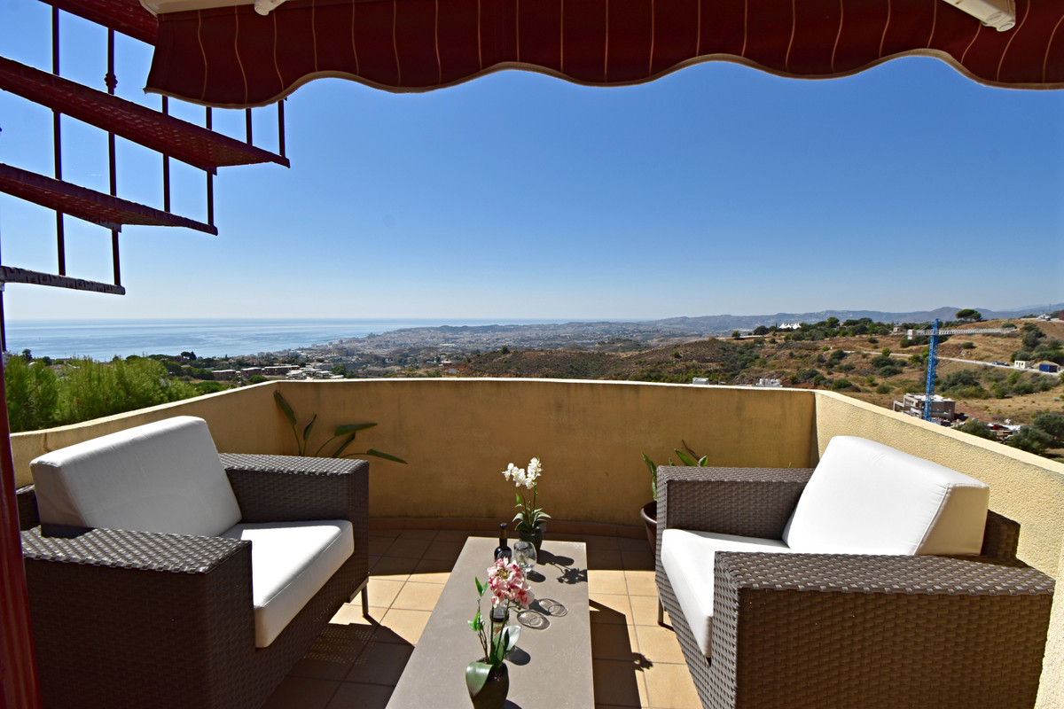 BEAUTIFUL 3 BEDROOM VILLA WITH THE MOST BREATHTAKING PANORAMIC VIEWS TO THE CLEAR MEDITERRANEAN COAS,Spain