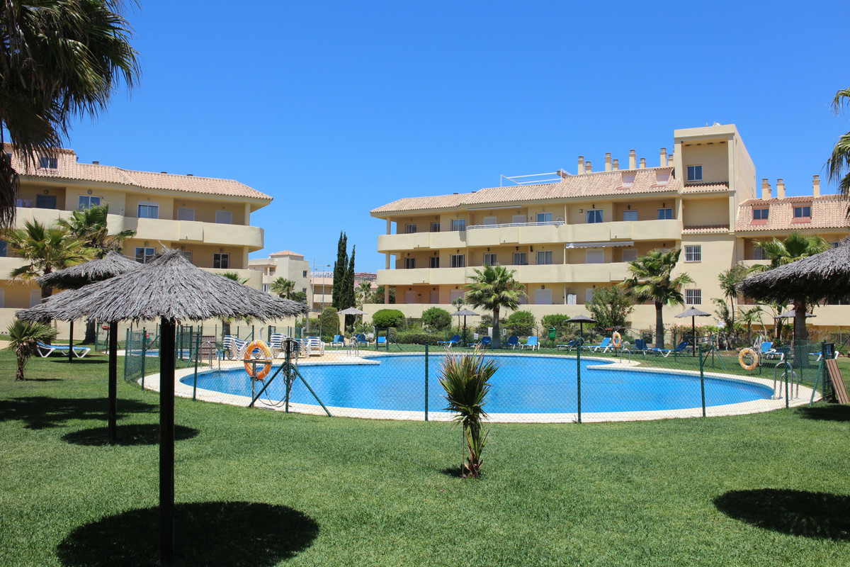 The perfect holiday apartment!  A fantastic corner first floor apartment  It is situated only 3 minu,Spain