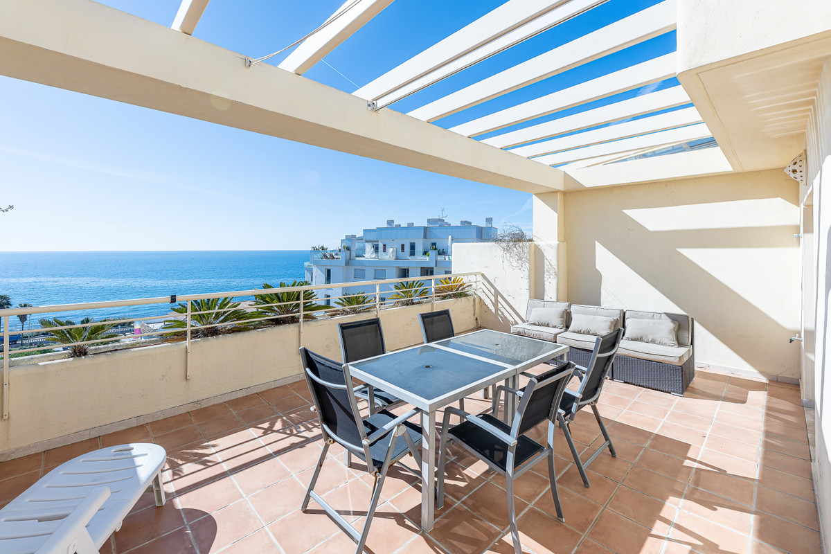 Penthouse in Mijas Costa R3503479