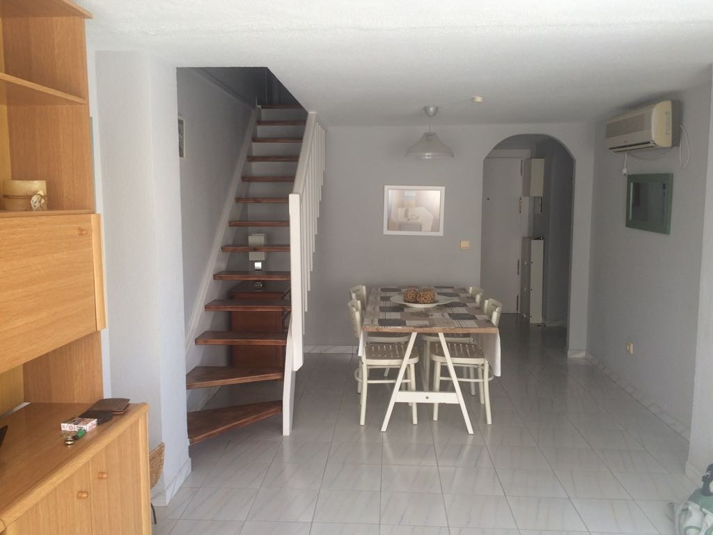 Duplex located in Pueblo Andaluz urbanization , with well kept comunal gardens, tennis court and poo, Spain