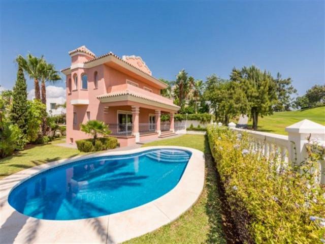 Detached Villa for sale in Guadalmina Alta R3170608