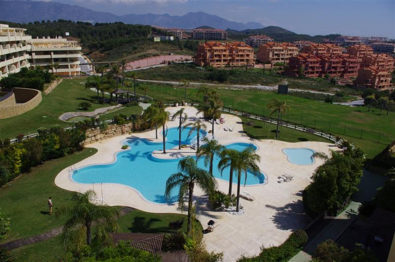 A LUXURY 3 BEDROOM, 2 BATHROOM PENTHOUSE APARTMENT IN A MUCH SOUGHT AFTER URBANIZATION IN EL FARO!  ,Spain