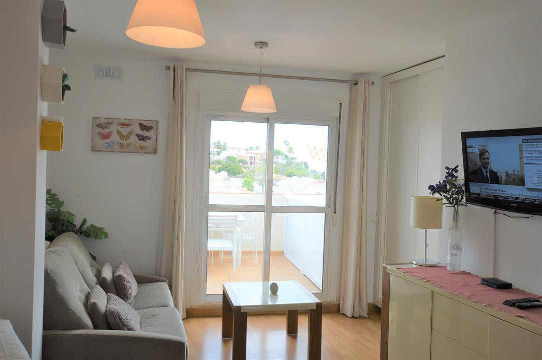 Apartment Penthouse in La Cala de Mijas, Costa del Sol