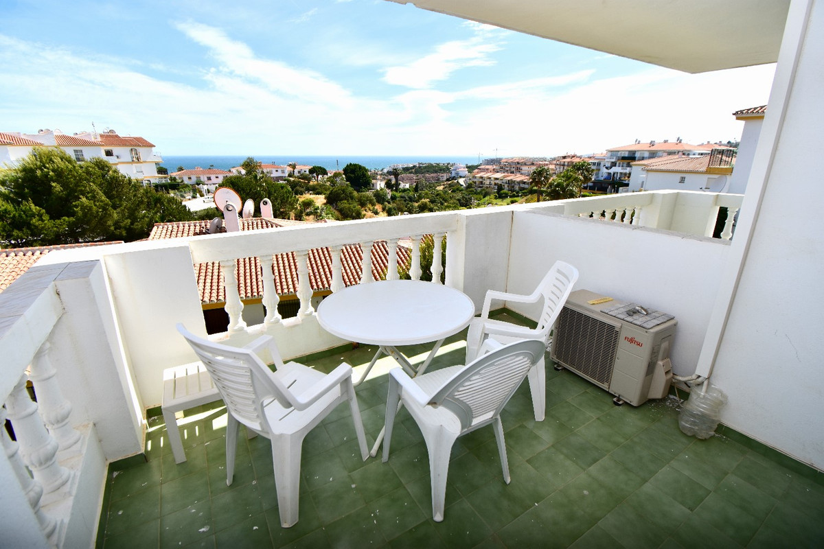 Lovely 1 bedroom apartment with beautiful sea and coastal views!  Situated close to the beach (10-15, Spain