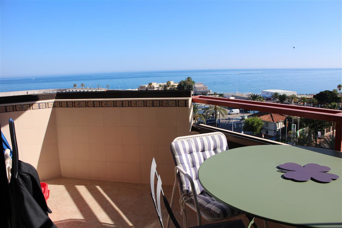 Fabulous views from this front line beach 1 bed room apartment. The apartment has been reformed rece, Spain