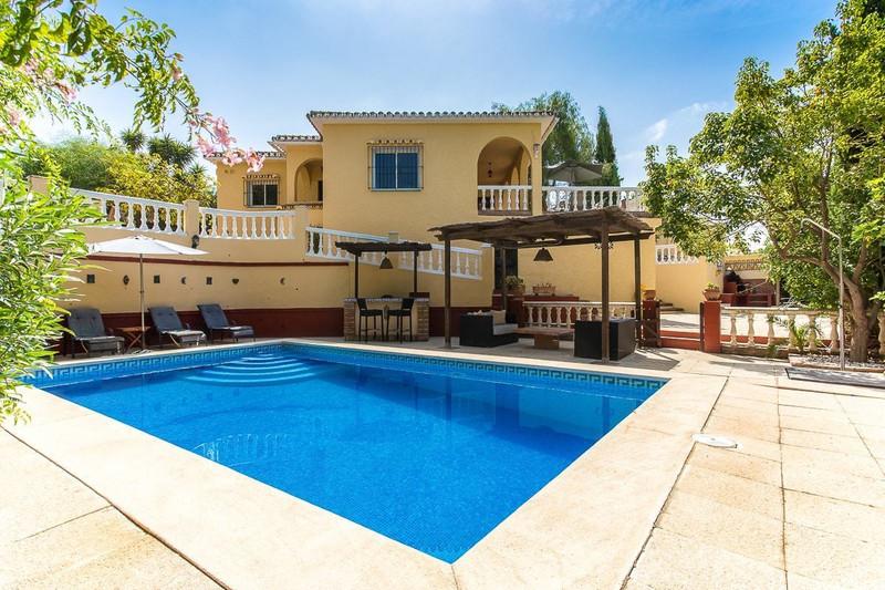 Detached Villa - Fuengirola - R3018602 - mibgroup.es