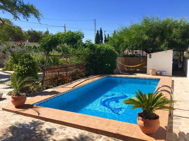 Picturesque 4 bedroom villa, in secluded yet convenient location, just 5 minutes from local golf cou, Spain