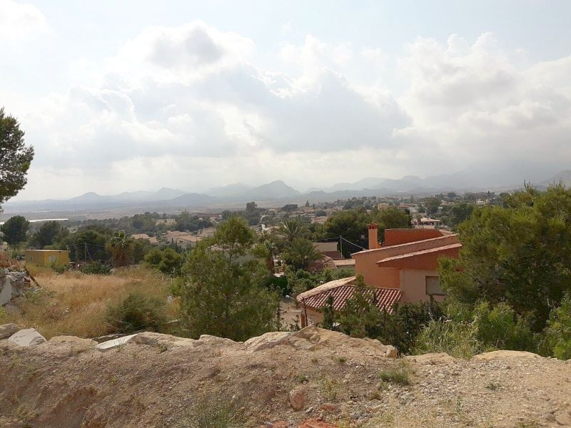 OPPORTUNITY: Modern detached villa in Busot  Single-family house of ground floor with private plot o,Spain