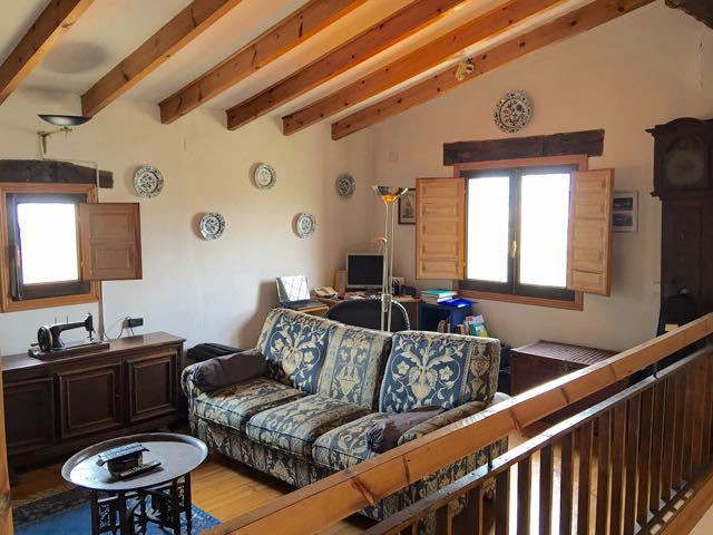 Excellent, very private finca and yet within walking distance to Busot village and with stunning mou, Spain