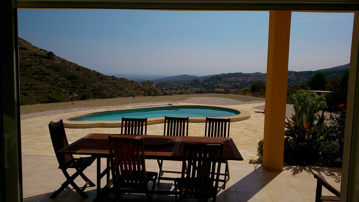 Splendid, modern villa of 6 rooms in total with private swimming pool located at the top of an immen,Spain