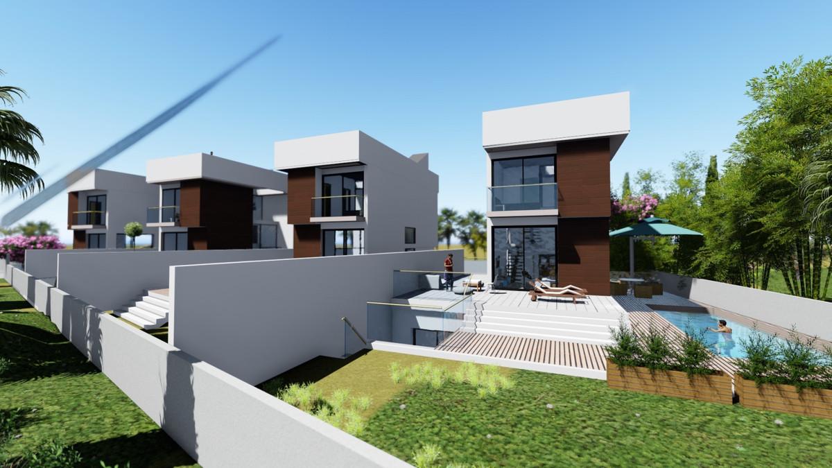 Contemporary, luxury, New build, Detached Villa, San Juan de Alicante, Alicante. (READY SEPT. 2019) ,Spain