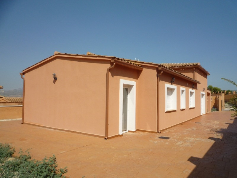 OPPORTUNITY: Modern detached villa in Busot  Single-family ground floor with private plot of 817 squ, Spain