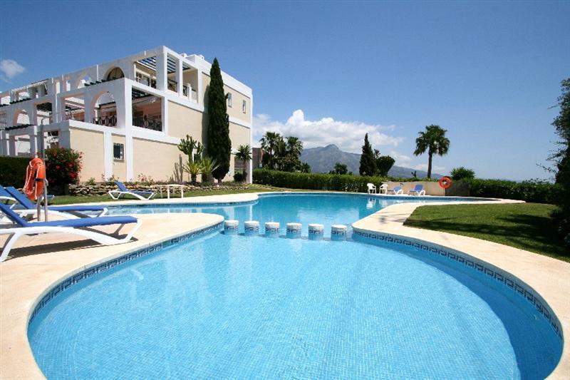 First floor apartment in Las Terrazas de La Quinta. Property is in good condition and refurbished so,Spain