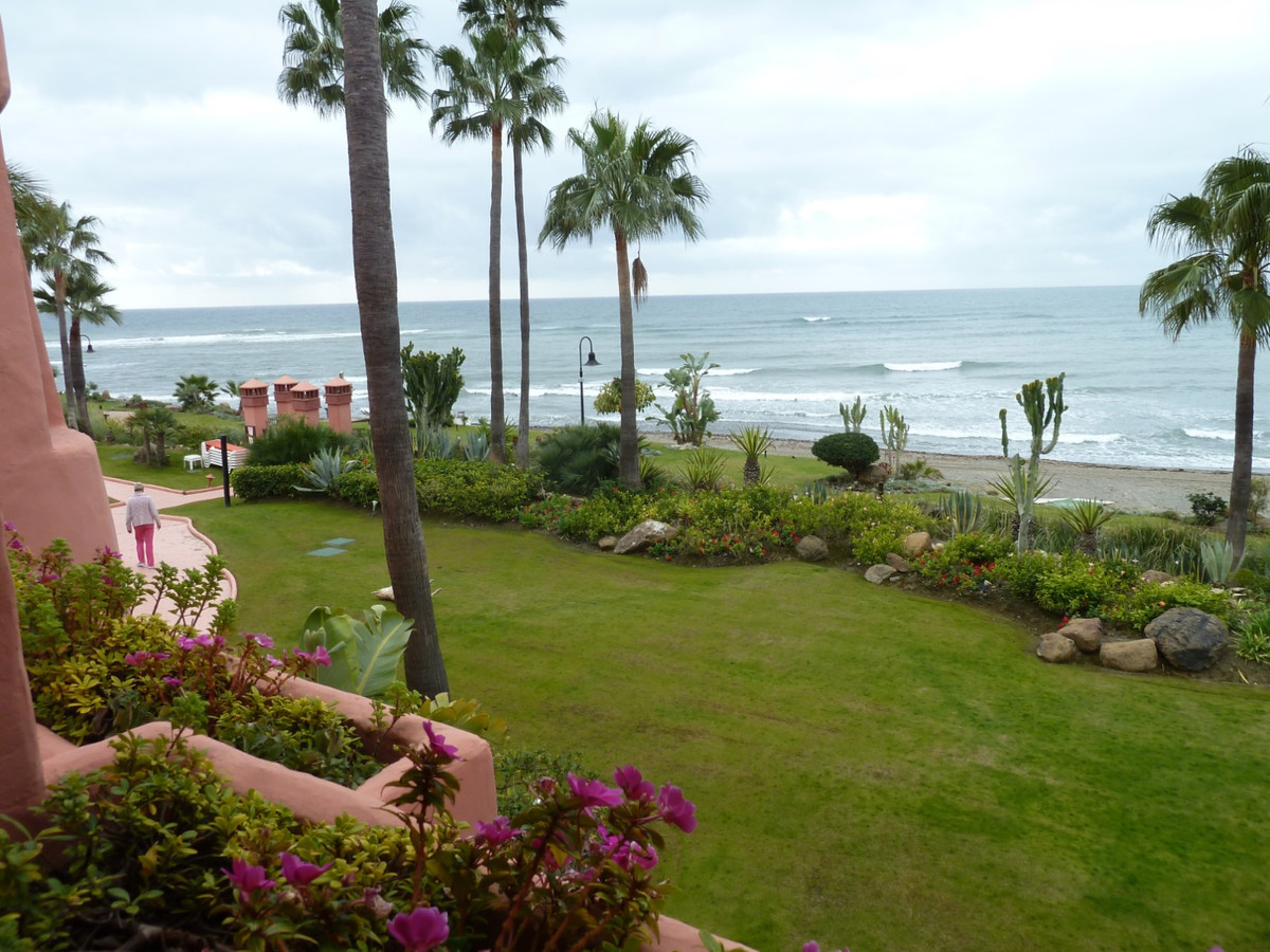 One of the best located apartments in Cabo Bermejo. Fronline beach with great views over the sea, th, Spain