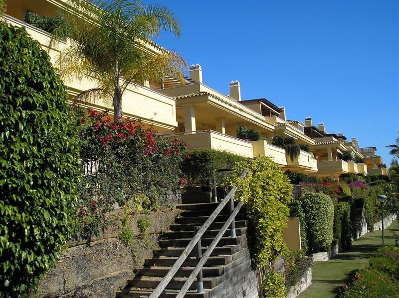 Marbella Banus Apartamento en Venta en Sierra Blanca – R155097