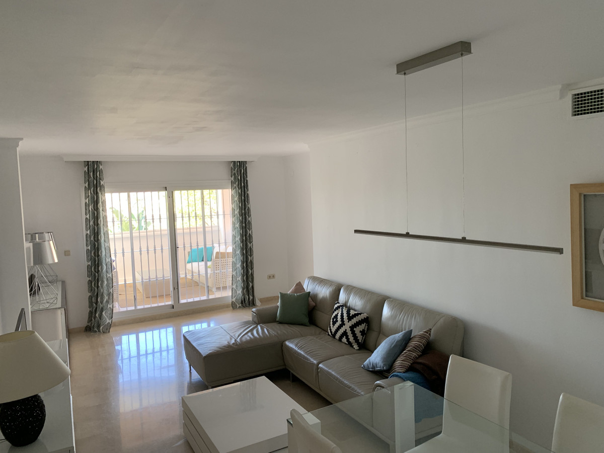 Luxury two bedroom two bathroom apartment on the very popular Los Lagos de Santa Maria development i, Spain