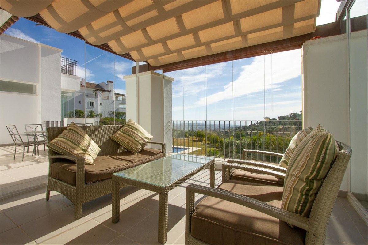 Wonderful south west facing contemporary penthouse with a superb very large wrap round terrace with , Spain