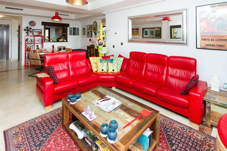 Marbella Banus Apartamento en Venta en La Mairena – R2982017