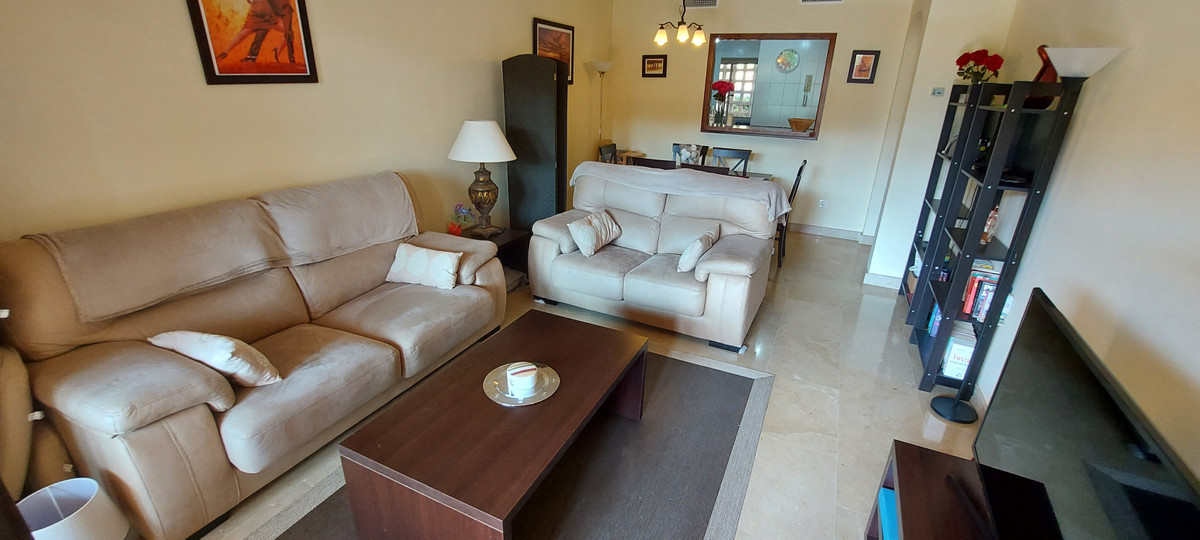 Duquesa Village - Front line Golf South facing elevated ground floor apartment. Ground Floor Apartme,Spain