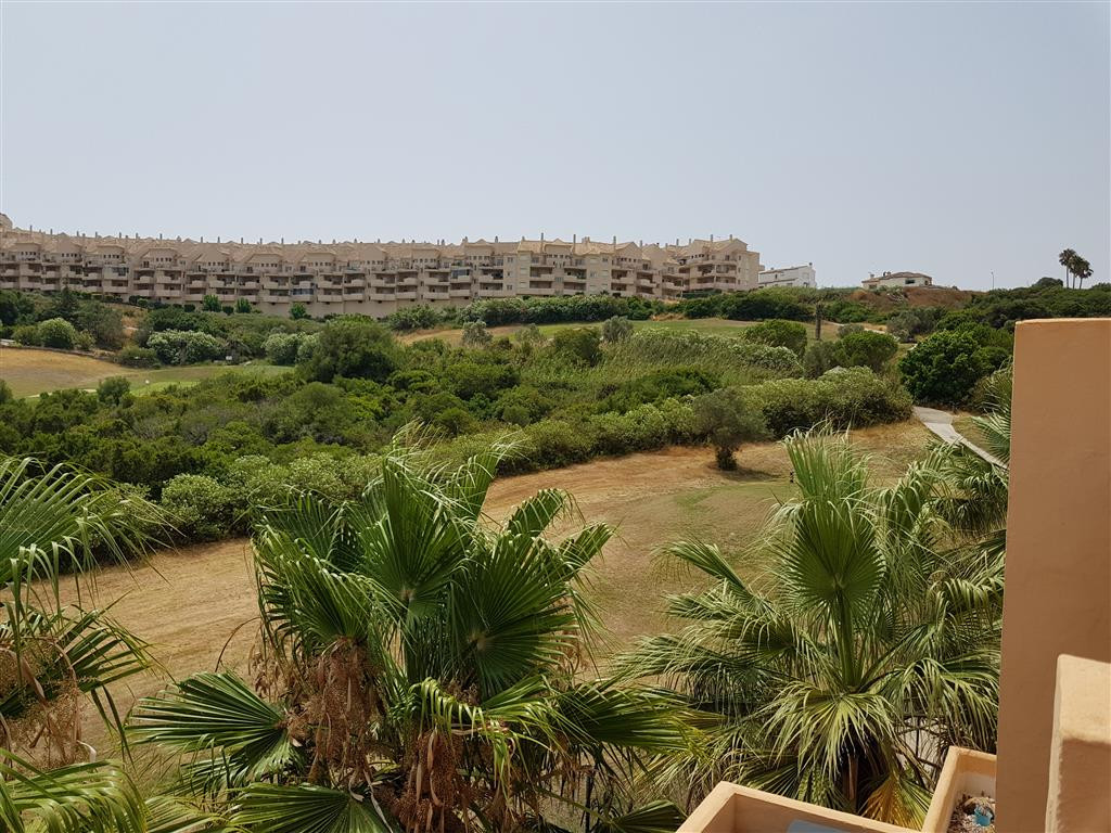 South facing front line Golf Large duplex penthouse with 3 bedrooms, 2 large terraces.  Apartment ha, Spain