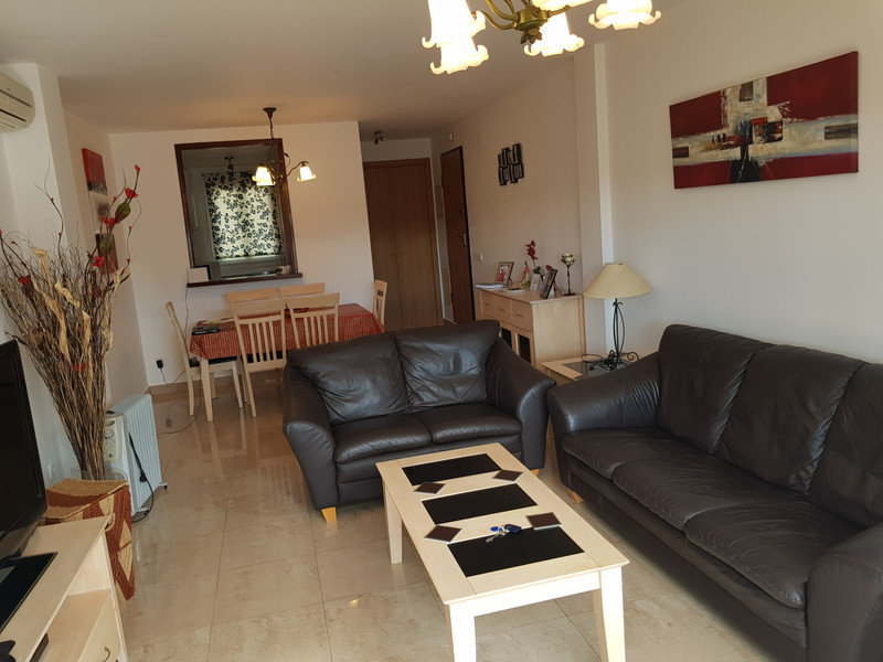 Ground Floor Apartment in Manilva for sale