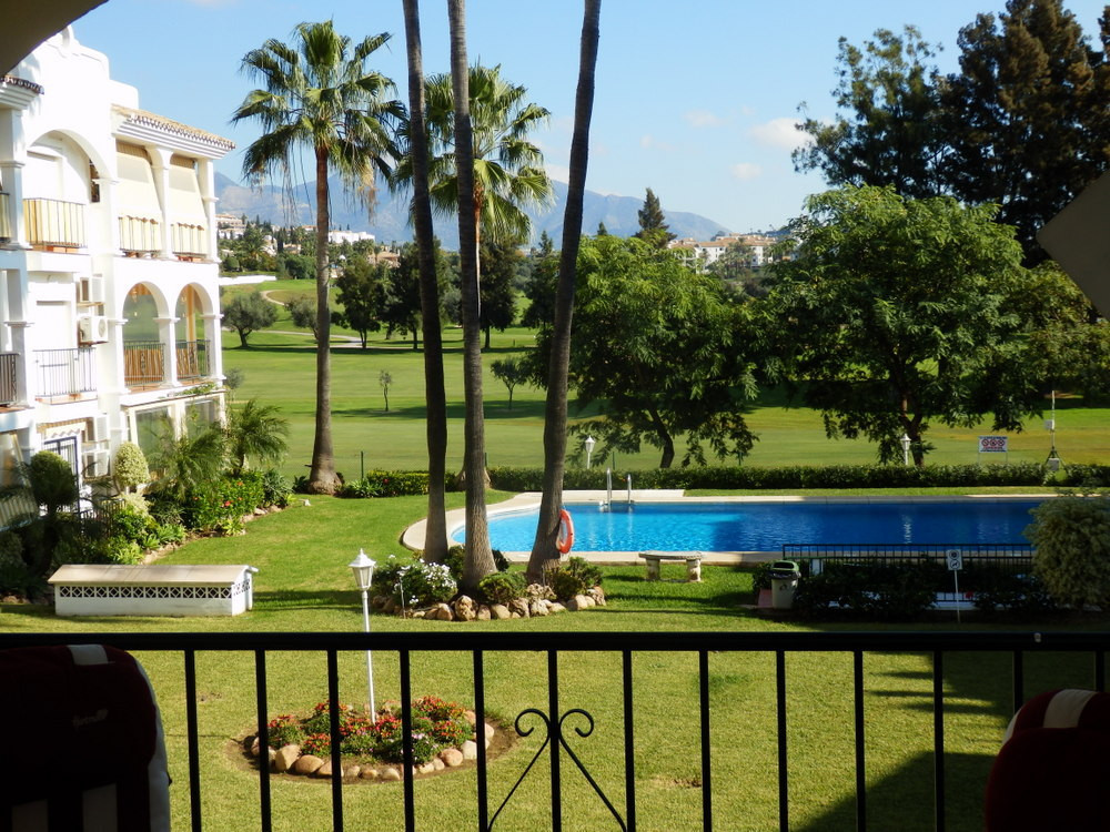 Firstline Golf apartment. At La Siesta Golf.   2 bedrooms and 2 bathrooms. Fully furnished and equip, Spain