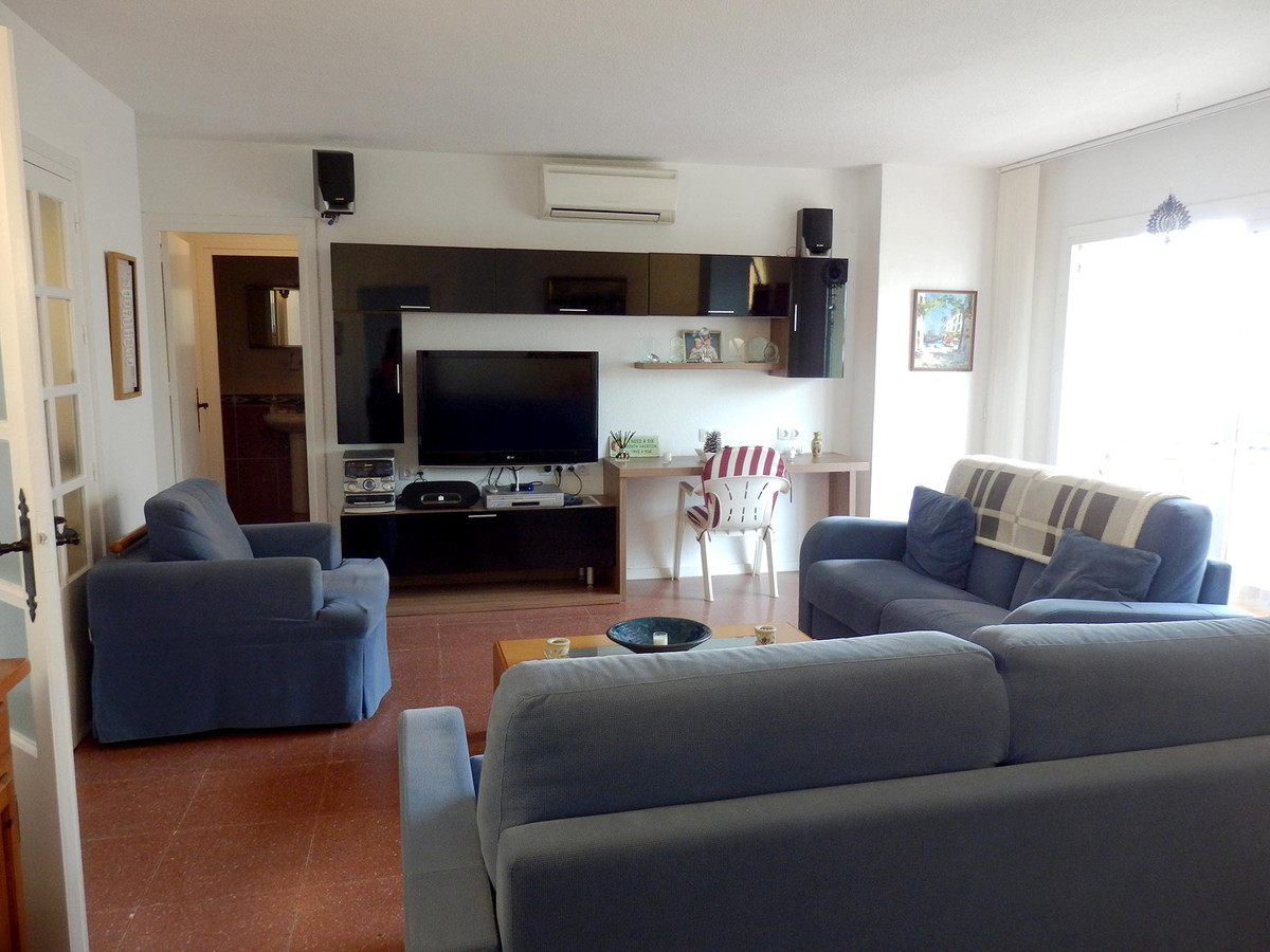 Lovely apartment in Fuengirola, 2 apartment in one first line of beach, South-West facing with sea v,Spain