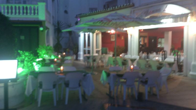 Restaurant in Puerto marina Benalmadena for sale 91 square meters, 110 meters of  terrace.    Restau, Spain