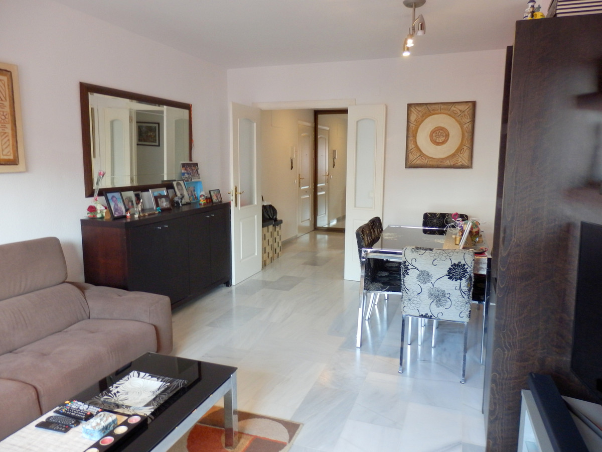 Amazing penthouse in Fuengirola Los Boliches,close urbanisation with community pool,garden. Video ca, Spain