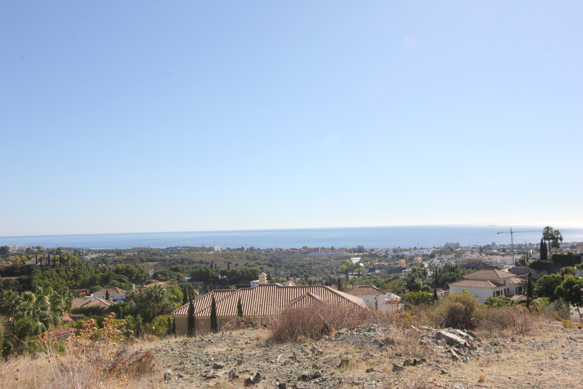 Plot with amazing sea views, project and licence.  Plot for sale in the one of the most sophisticate,Spain