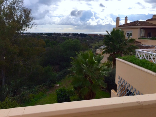 Magnificent Penthouse located in exclusive golf urbanization close to Marbella, situated in a gated ,Spain